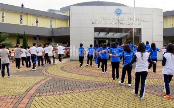 Tempat Pusat Rehabilitasi Pencadu Narkoba Di Indonesia