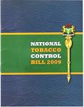 NIGERIA TOBACCO CONTROL BILL