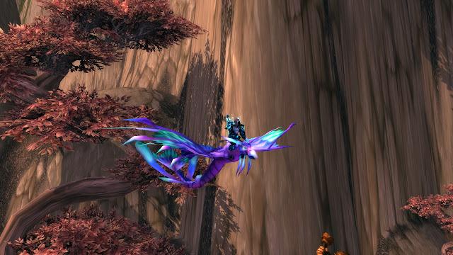Blue Dragonhawk