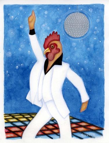 disco chicken Gallery