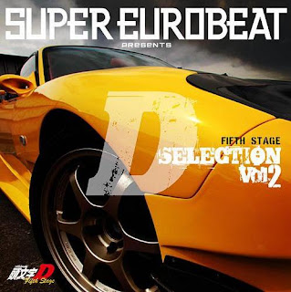 Super Eurobeat Presents Initial D Fifth Stage D Selection Vol. 2  2013