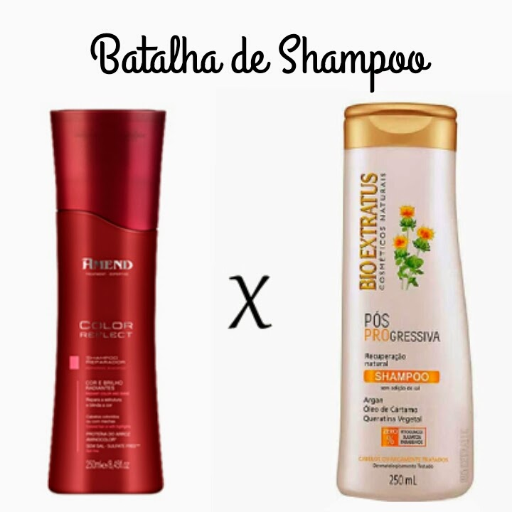 Well-known Shampoo sem sulfato, qual escolher? - Na Garupa da Vespa JK06
