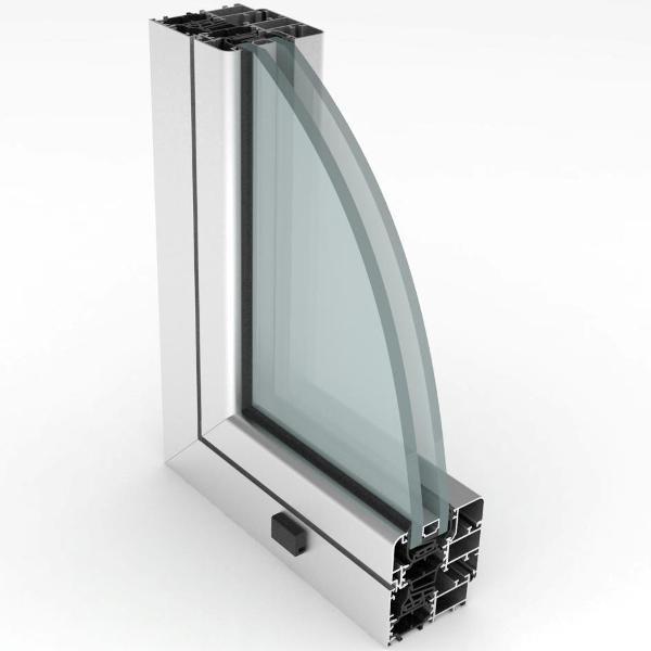 Ventanas de aluminio cerramientos de cristal sevilla for Marcos de ventanas de aluminio