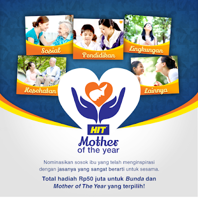 "Info Kontes - Kontes HIT Mother of The Year"" 2015"