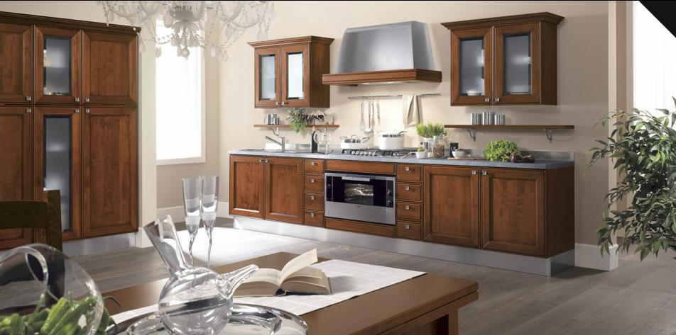 C mo distribuir el espacio en la cocina cocinas con estilo for Cocinas clasicas pequenas