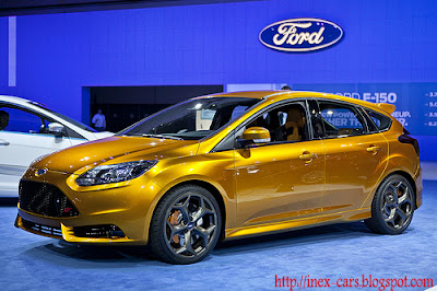 Price of 2021 Ford Focus ST.