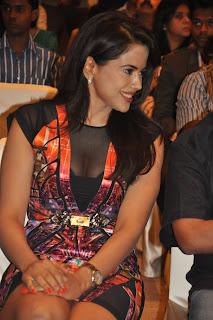 Sameera reddyy  Picture Stills G Venket Ram Calendar 2012 Launch (20).jpg