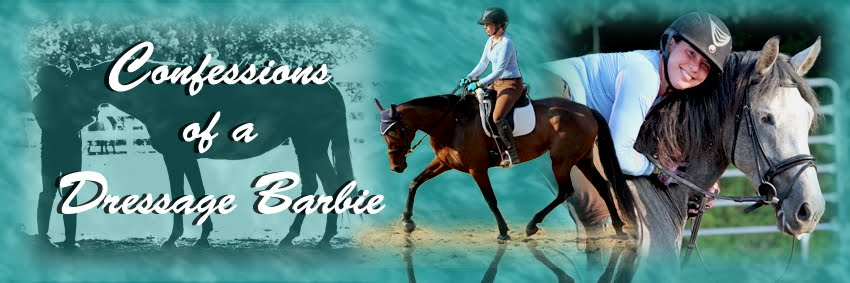 Confessions of a Dressage Barbie