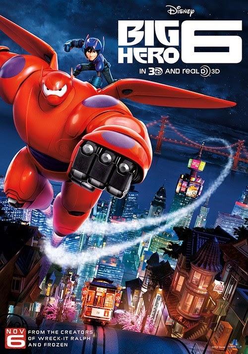 BIG HERO 6, RECENSIONE IN ANTEPRIMA DEL FILM DI NATALE DELLA DISNEY