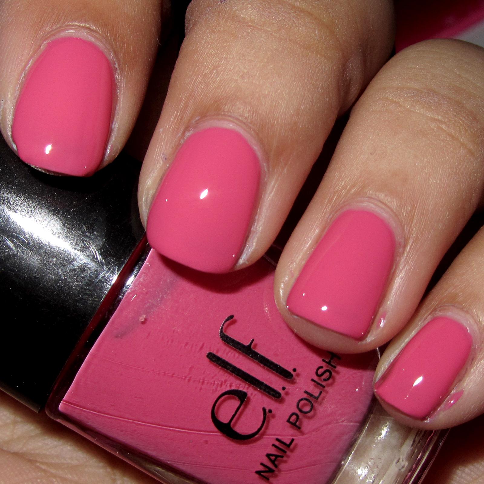 Elf Nail Polish Quality – Papillon Day Spa