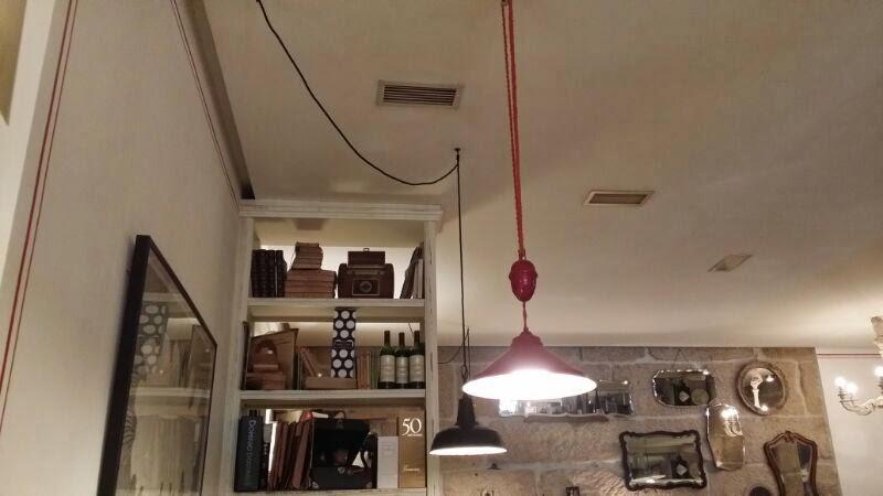 Vinoteca restaurante vigo acot o dec blog de decoraci n - Decoracion de vinotecas ...
