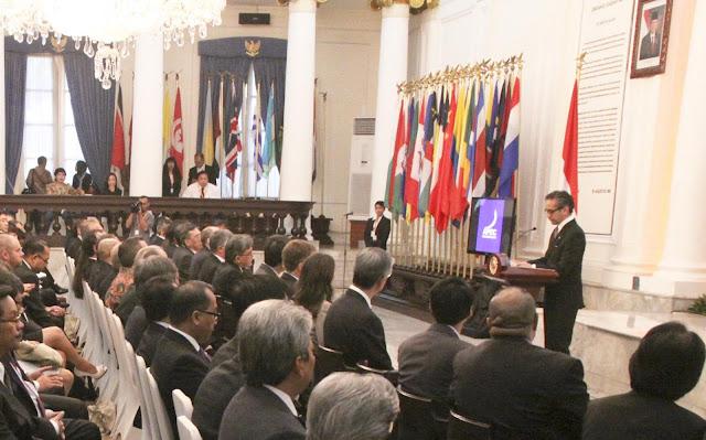 Forum APEC Bahas Antisipasi Terorisme Antarnegara