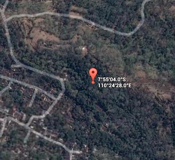 Koordinat Lokasi Makam Giriloyo_siparjo.com