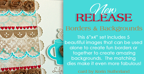 March Borders Welcome to day 2 of march blog