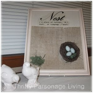NEST  ARTWORK -  DIY