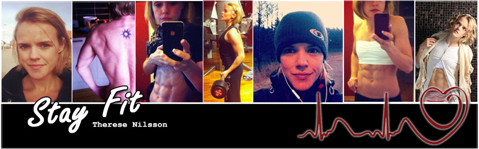 Stay Fit Träningsblogg - http://stayfittn.blogspot.se