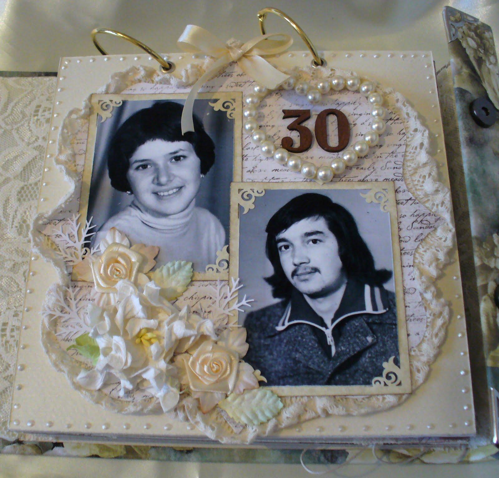 Подарок на годовщину свадьбы родителям своими руками