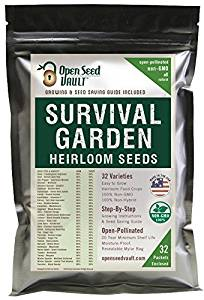 Grow a Survival Garden
