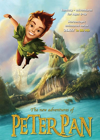 DQEs Peter Pan: The New Adventures (2015) tainies online oipeirates