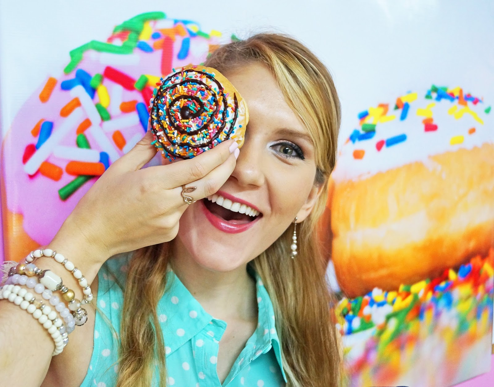 Doughnuts are the secret to Happiness!