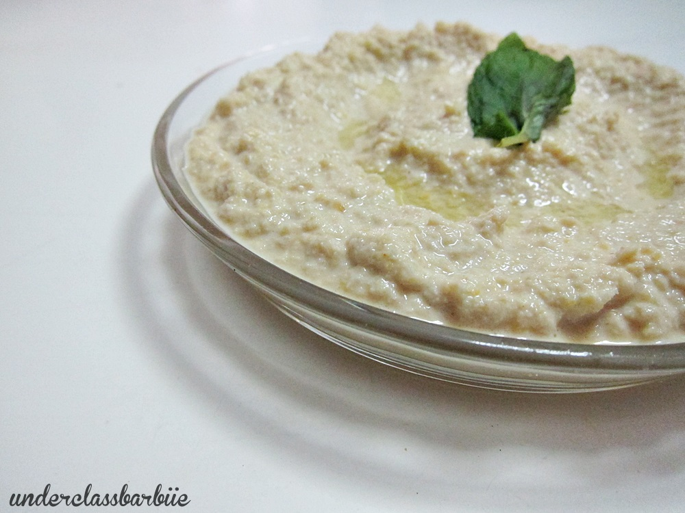 Quick and Easy Hummus Recipe - Rolling Grace