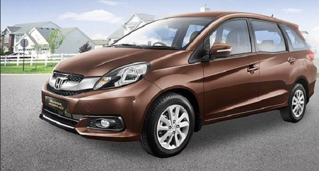 This Is The Latest Price And Features Newest Honda Mobilio Honda Dki