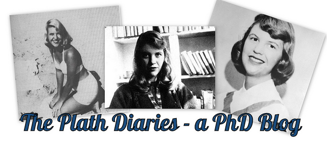 The Plath Diaries - a PhD blog by Maeve O'Brien, Ulster University.