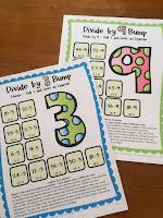 Division Bump Games
