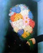 Ramo de florero - BOTERO