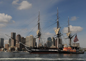 """OLD IRONSIDES""  IS STILL A COMMISSIONED WARSHIP"