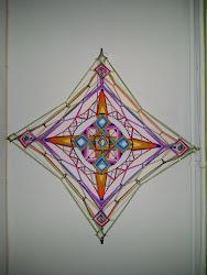 Mandala protector del Blog