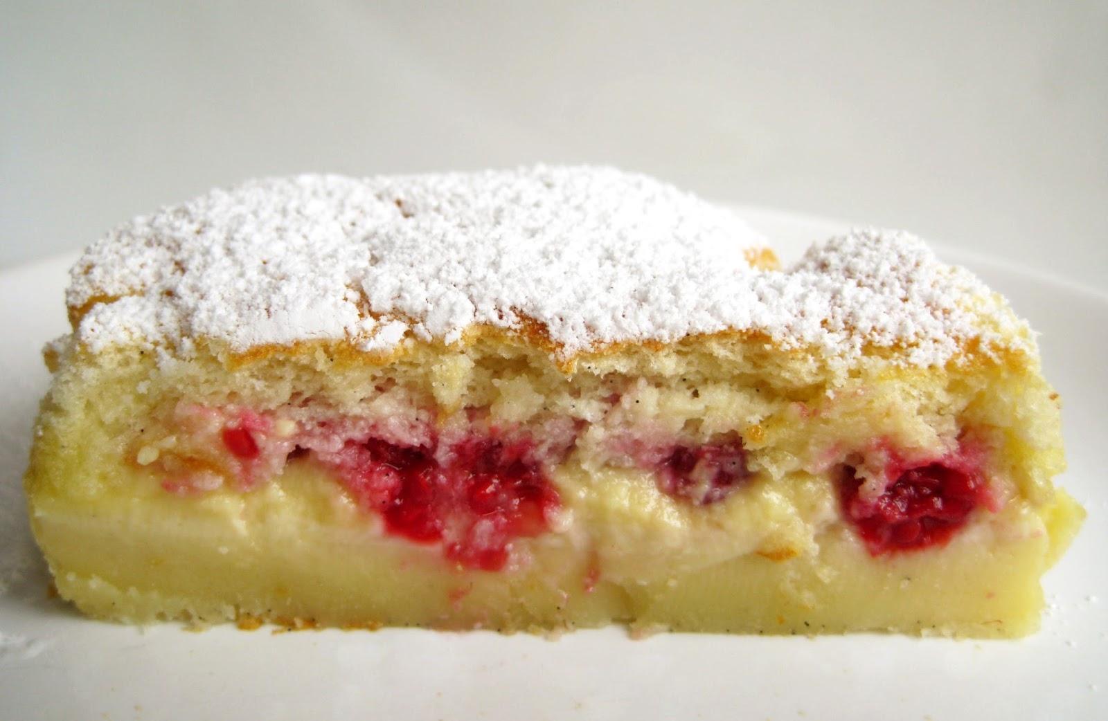 Très Gâteau magique à la framboise : Il était une fois la pâtisserie FW06