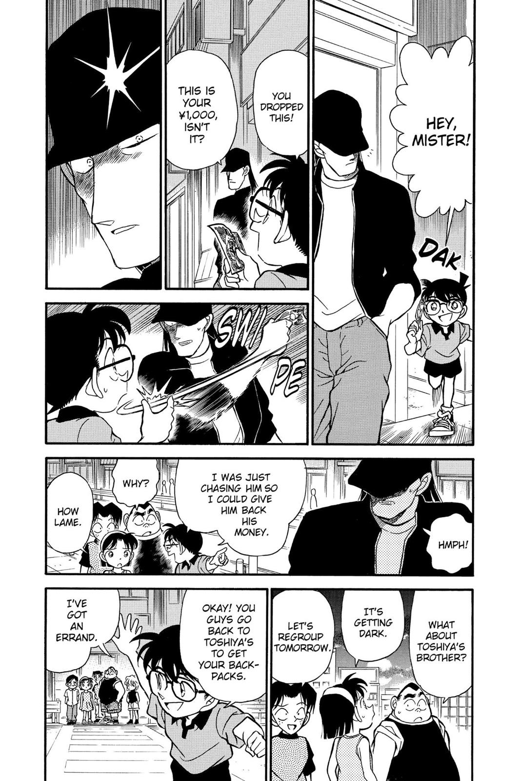 Detective Conan Chapter 177 v2 page 4