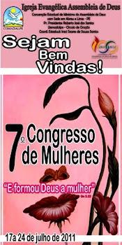 PR.FERREIRINHA MINISTRANDO NO 7º CONGRESSO DE MULHERES EM ABREU E LIMA - PE