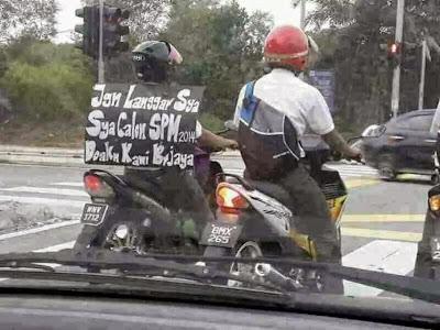 Jangan Langgar Calon SPM 2014