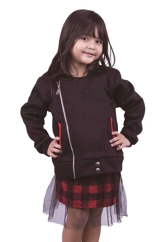 Jaket Anak Model Gotik
