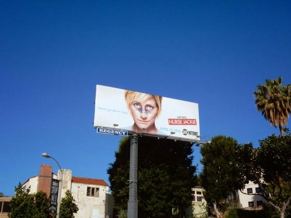 Nurse Jackie season 7 billboard