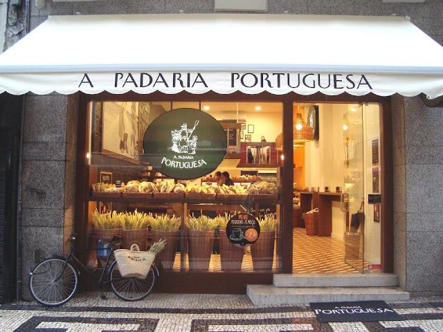 Padaria portuguesa gourmet