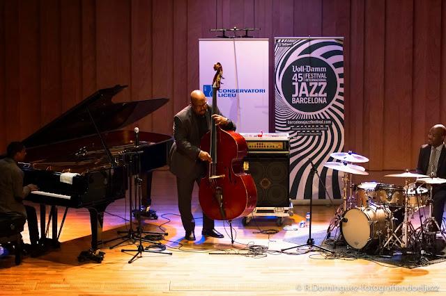 Christian McBride Trio