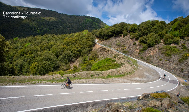 Barcelona Tourmalet by Montefusco Cycling