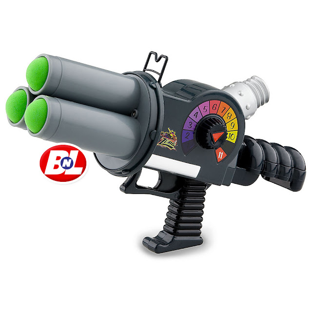 WELCOME ON BUY N LARGE Toy Story 2 Emperor Zurgu0026#39;s Blaster