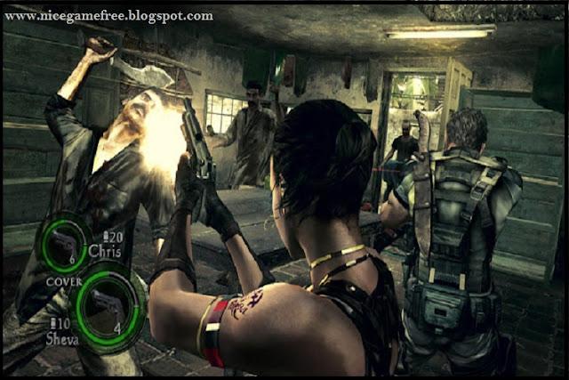 Baixar Games Pelo Torrent: Resident Evil 5 Gold Edition
