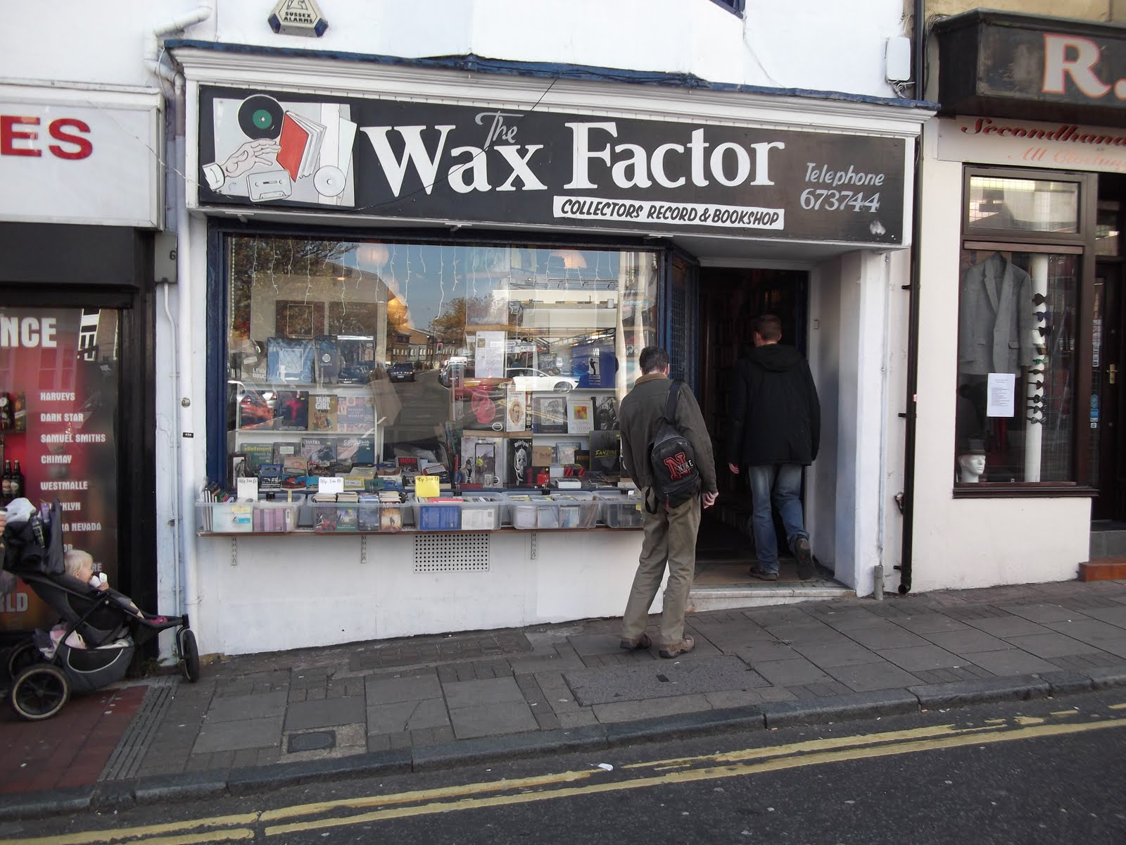 MuhMur: Secondhand Records Shops #15: Brighton