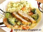 Bravčové karé so zeleninou - recept
