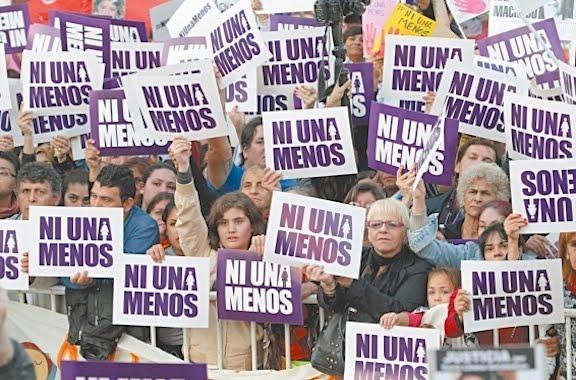 LUEGO DE #NIUNAMENOS MÁS MUJERES SE ANIMAN A DENUNCIAR