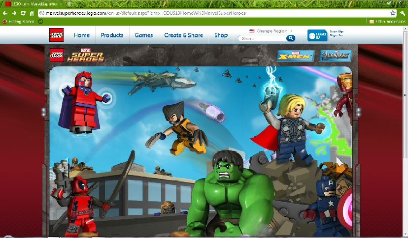Categories: avengers , lego , marvel comics