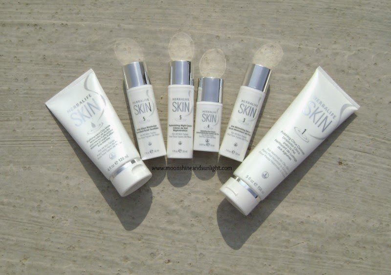 Herbalife SKIN range mini review