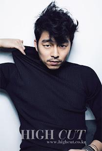 4) Gong Yoo