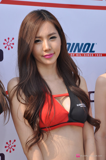 1 Lee Ji Min - CJ SuperRace 2012 R1-very cute asian girl-girlcute4u.blogspot.com