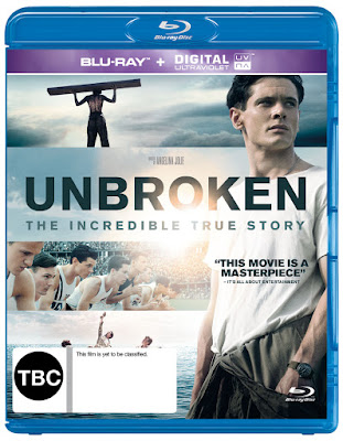 Unbroken: Blu Ray Review